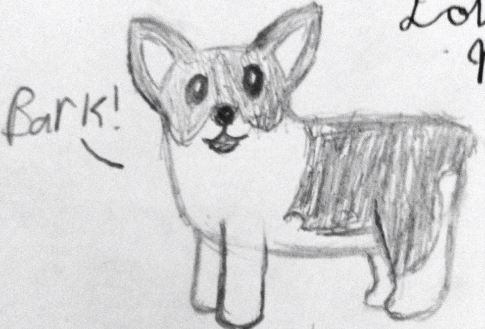 Corgi by VeronicaPrower
