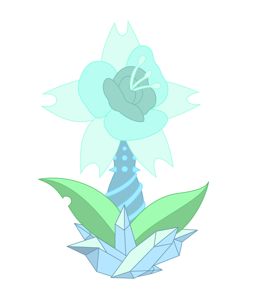 Ice Flower by VeronicaPrower