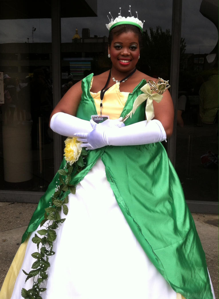 Tiana by VeronicaPrower
