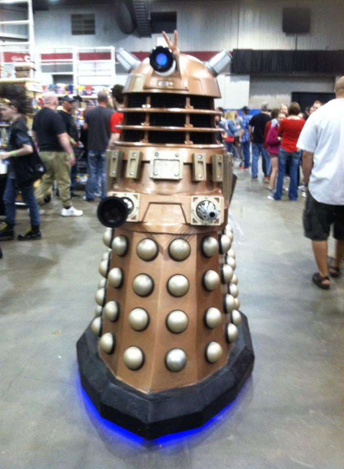 Dalek by VeronicaPrower