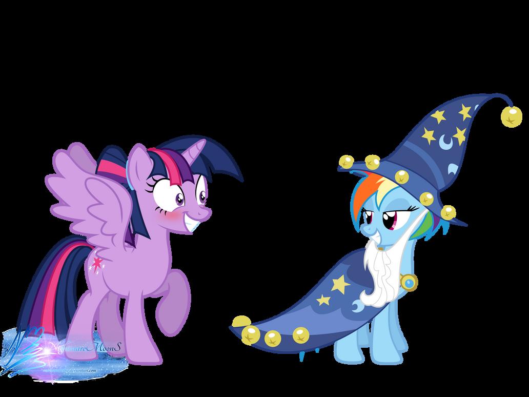 Princess Twi's Treat by RainbowDashie