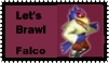 Falco Brawl Stamp by r0ckmom