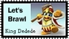 King Dedede Brawl Stamp by r0ckmom