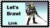 Link Brawl Stamp by r0ckmom