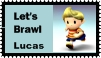 Lucas Brawl Stamp by r0ckmom