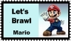 Mario Brawl Stamp by r0ckmom