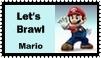 Mario Brawl Stamp by r0ckmom