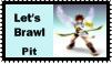 Pit Brawl Stamp by r0ckmom