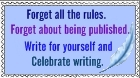 Celebrate Writing by r0ckmom