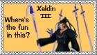 Xaldin III Organization XIII by r0ckmom