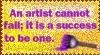Artist stamp 2 by r0ckmom