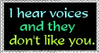I hear voices stamp by r0ckmom