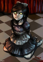 Bioshock 2:Little sister by togaco