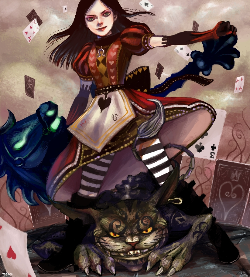 Our Wonderland by togaco
