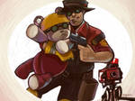 Teddy Roosebelt and Engie