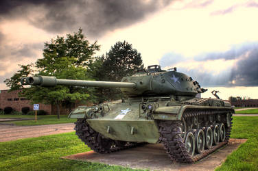 Tank HDR by chris-stahl