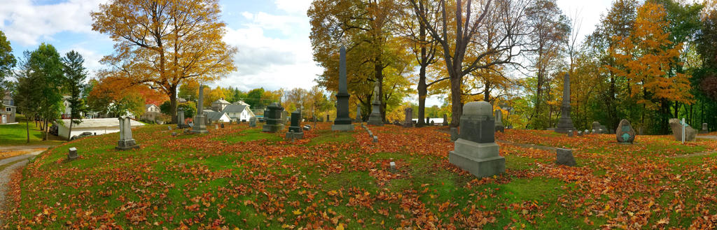 Woodlawn Cemetery by chris-stahl