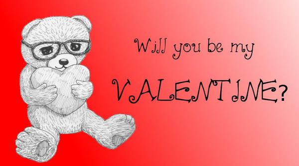 Will You Be My Valentine? by chaosmembrane