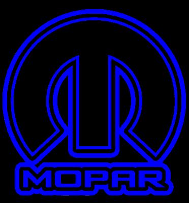 Mopar Logo By Joshuawy