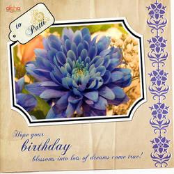 Birthday card by aigha