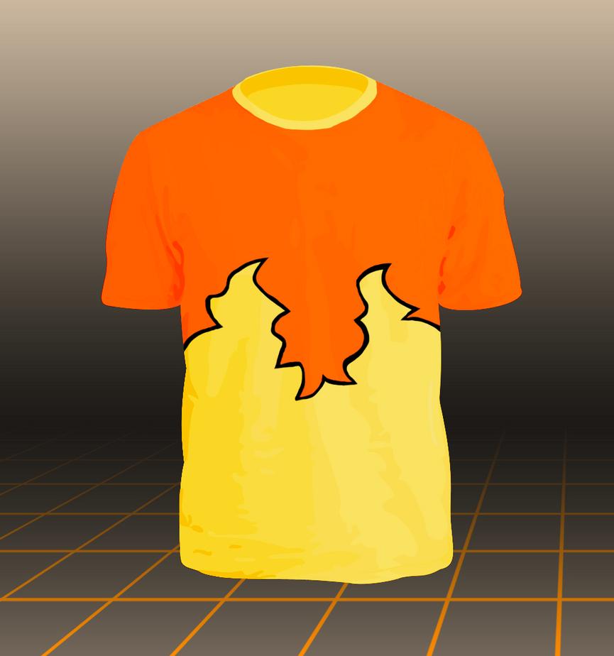 Magmar Shirt by Ommin202