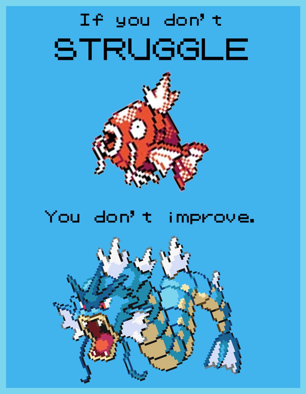Struggle by Ommin202