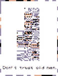 You could go Missingno