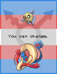 You can change. by Ommin202