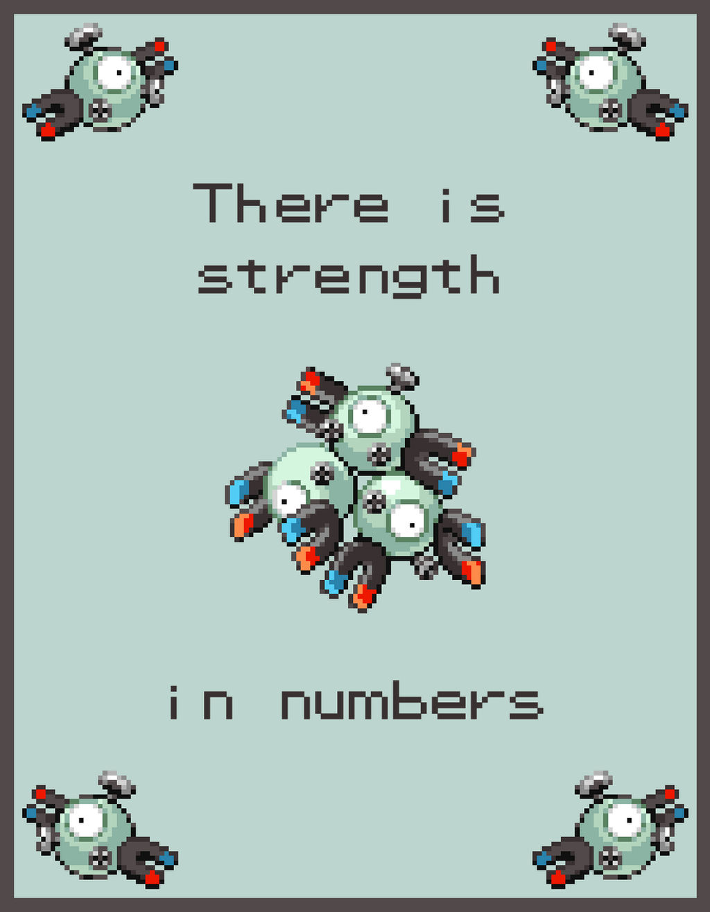 Strength in Numbers by Ommin202