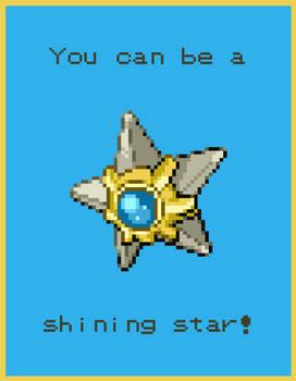 Good Job, Have a Gold Star!