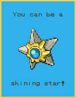 Good Job, Have a Gold Star!
