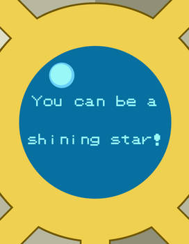 Shining Star - Zoomed
