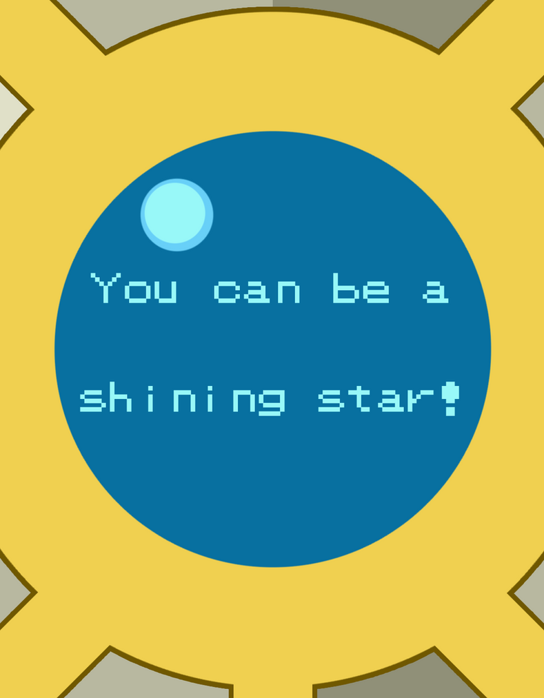 Shining Star - Zoomed by Ommin202