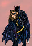 Dirty Bat Dancing Colorized