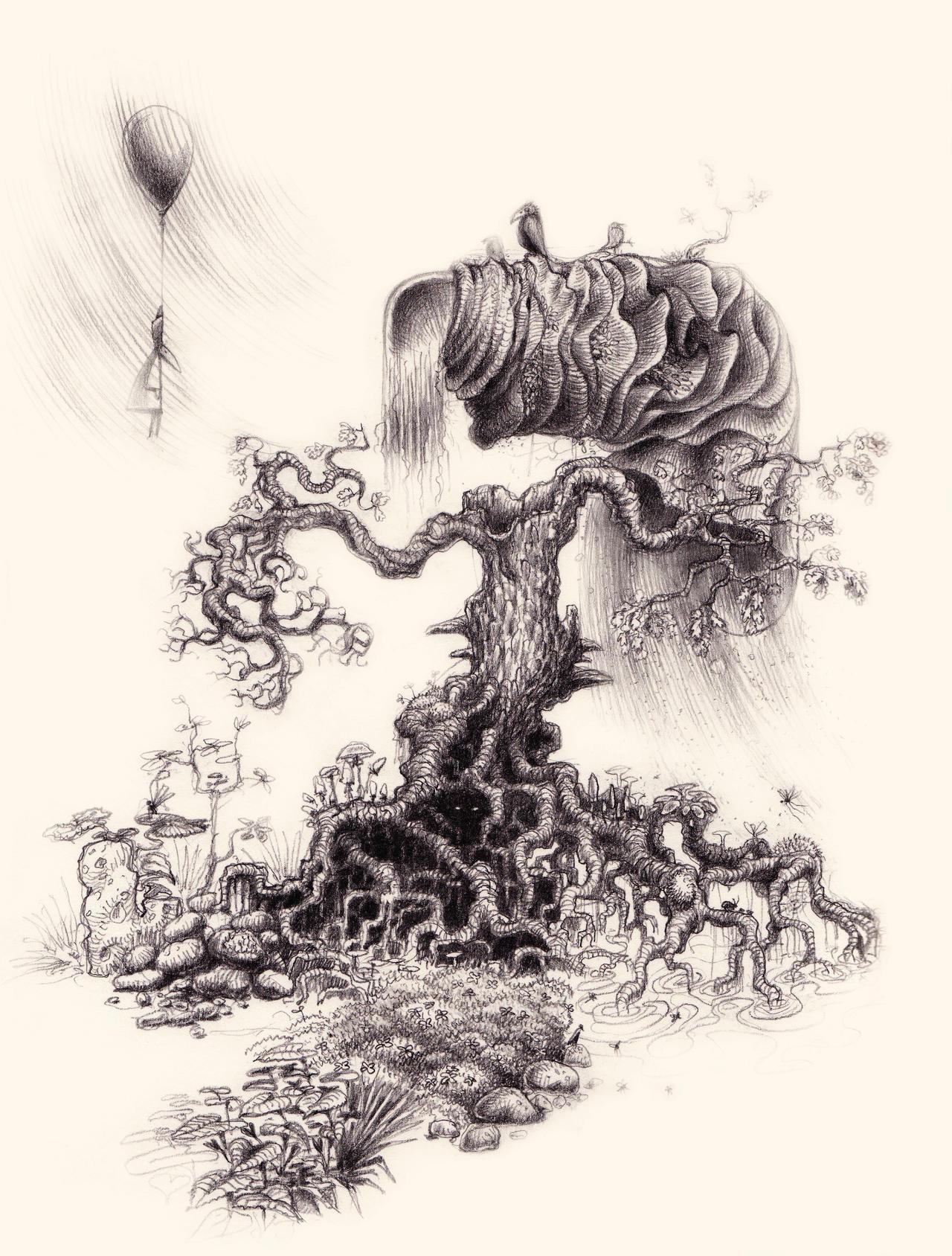 forest spirit by bdoroszko