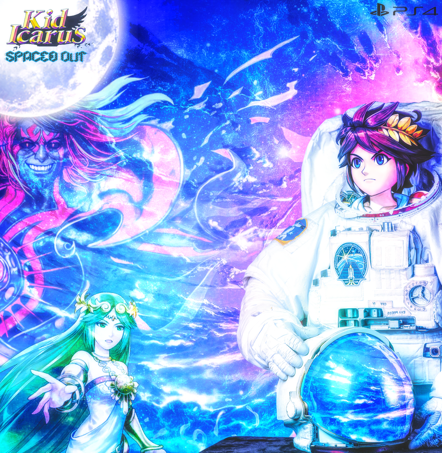 Astronaut Pit Kid Icarus by smash222