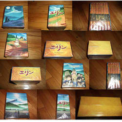 Kemono no souja erin Mail order bonus art boxes by Zoltor