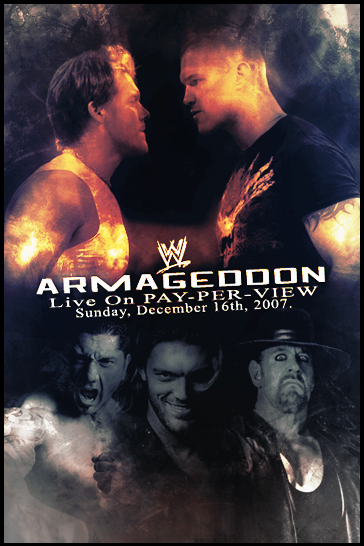 Concurs Rew 2 WWE_Armageddon_2007_Poster_by_HrZCreatives