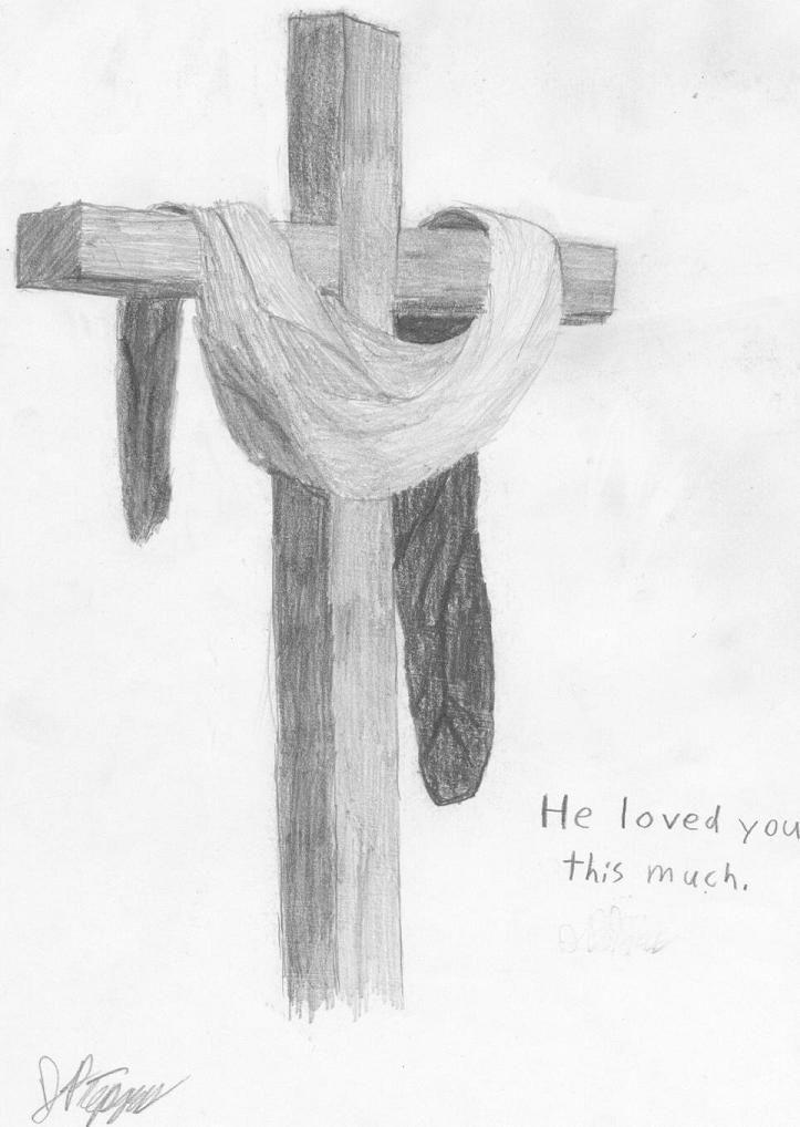 That old rugged cross by Yensil on DeviantArt