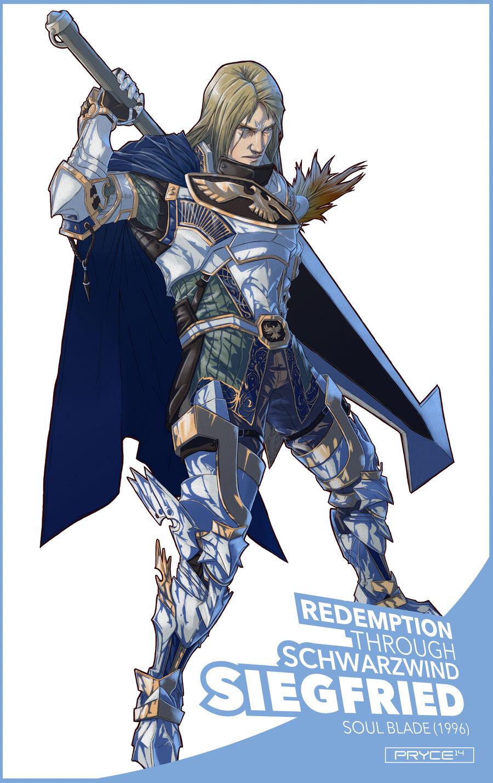 Siegfried by Pryce14