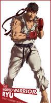 Ryu by Pryce14