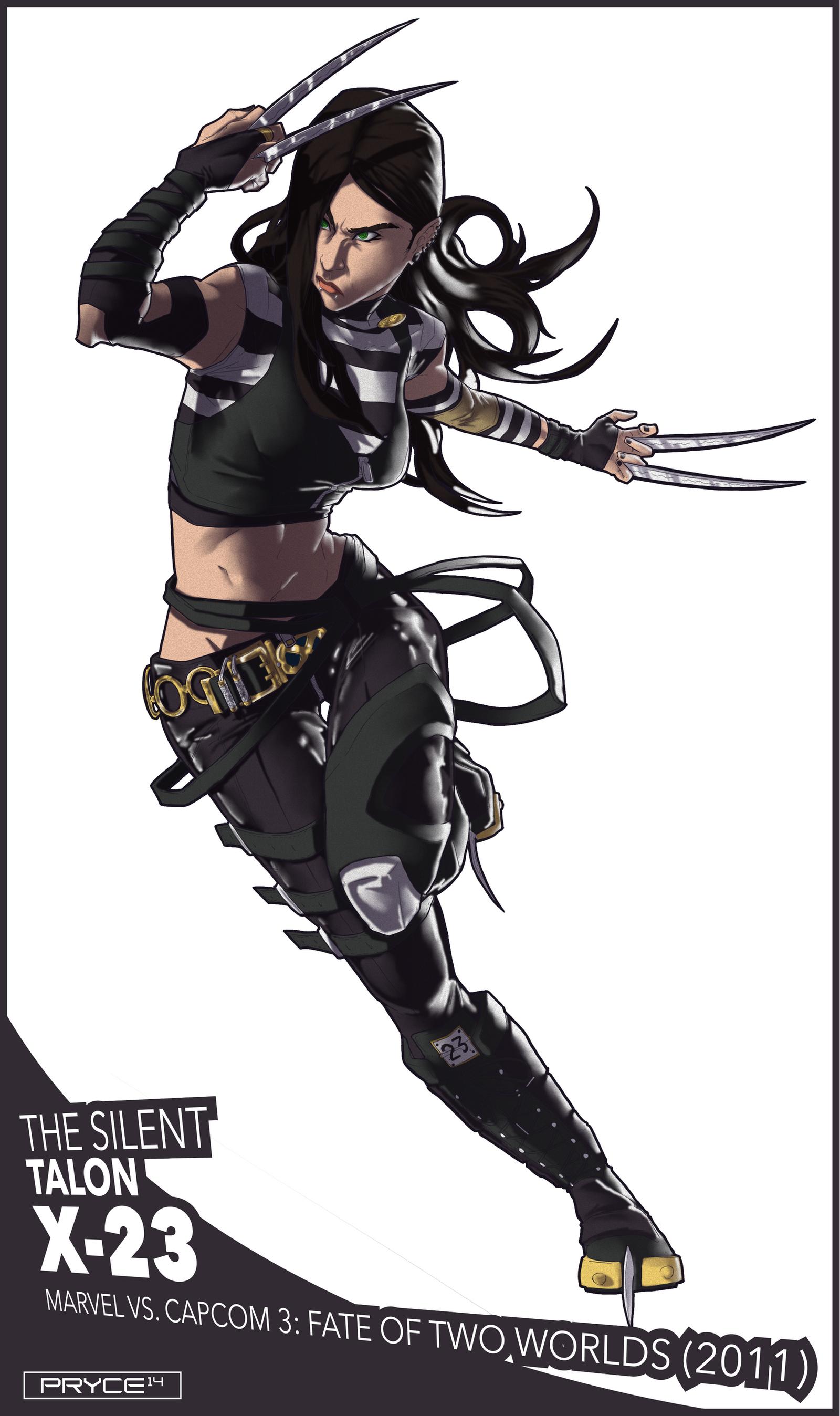 X-23 by Pryce14