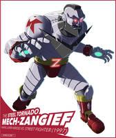 Mech Zangief by Pryce14