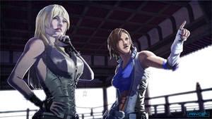 Rivals - Lili and Asuka