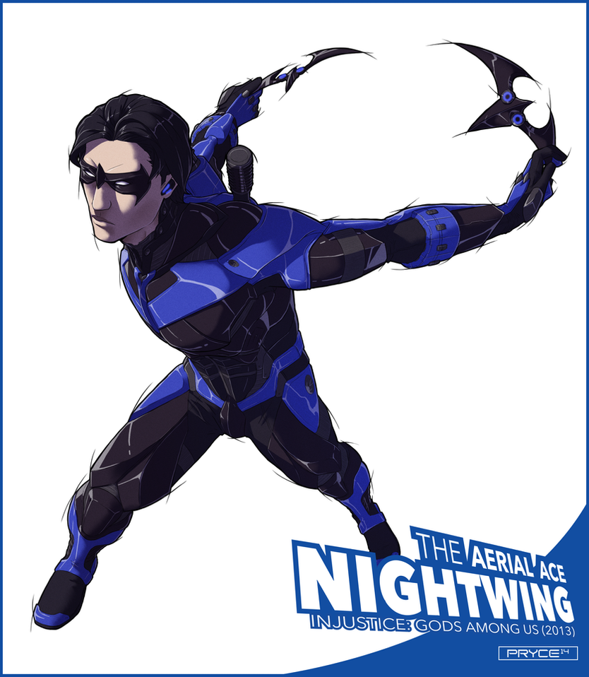 Nightwing by Pryce14