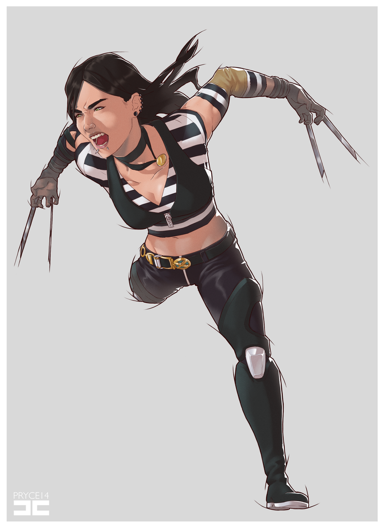 X-23 by Pryce14 on DeviantArt X 23 Marvel