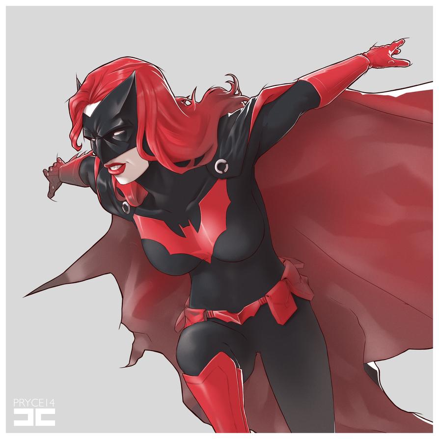 Kinzoku Bat Hd Wallpaper: BATWOMAN By Pryce14 On DeviantArt