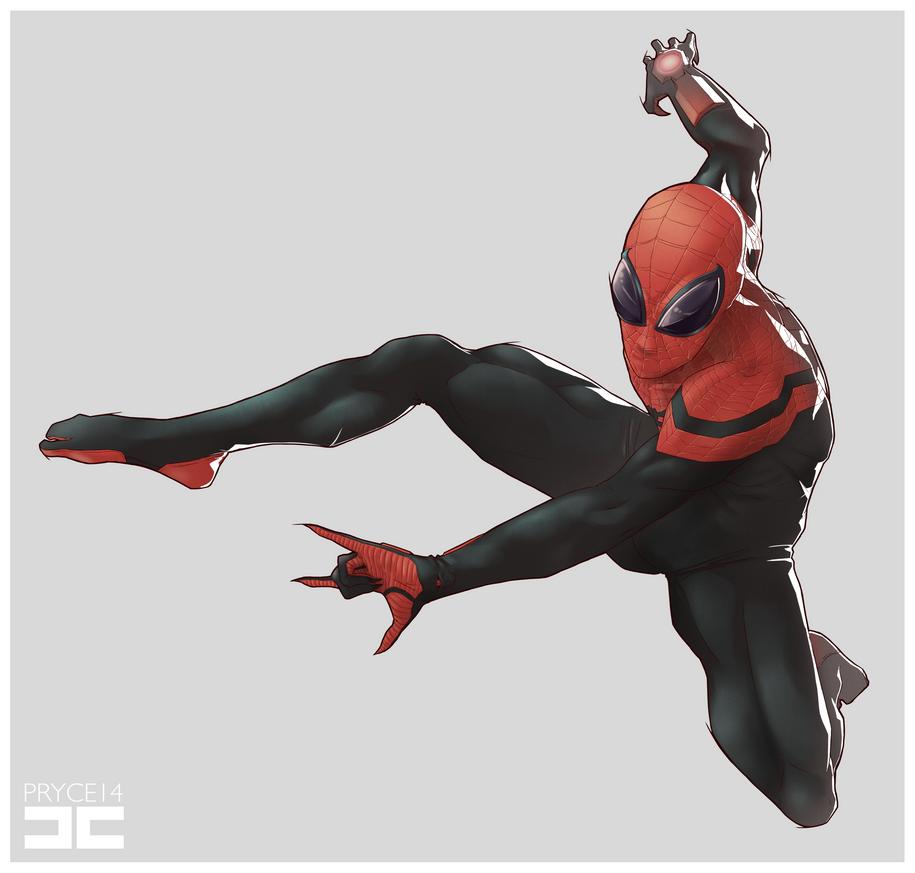 SUPERIOR SPIDER-MAN by Pryce14