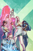 The Sensational X-Men by Pryce14