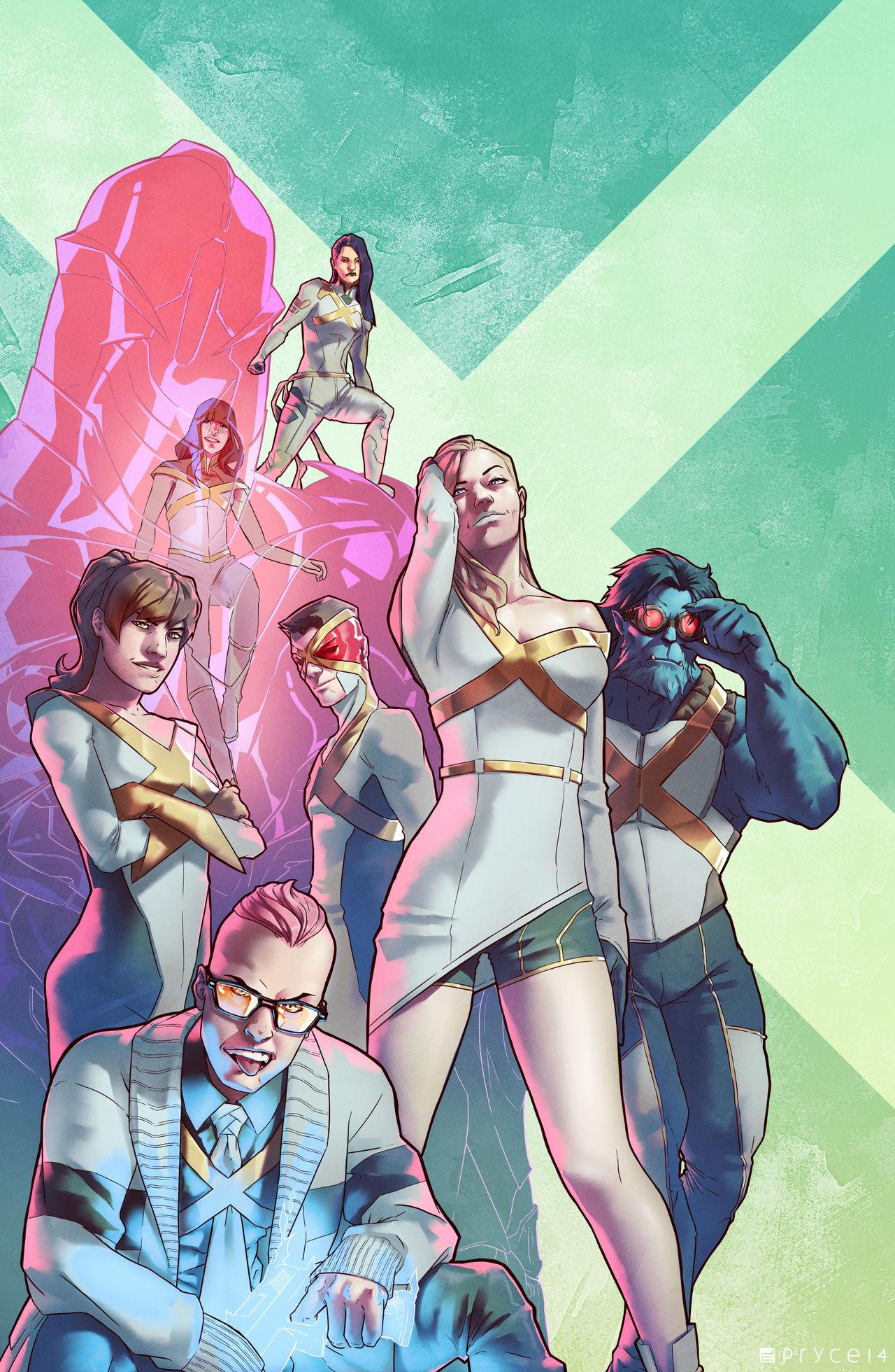 The Sensational X-Men